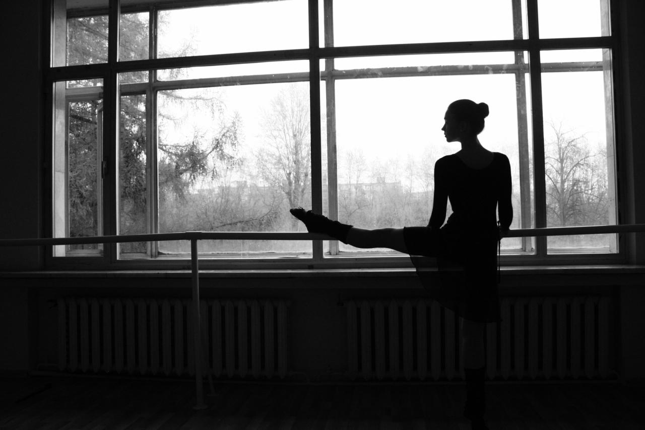 В танц классе